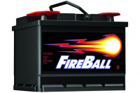 АКБ FIRE BALL 6ст-62 пр. Hover